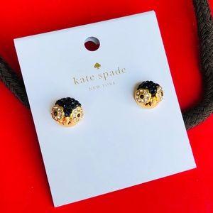 Kate Spade Dashing Beauty Penguin Earrings